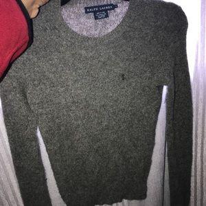 Ralph Lauren 100% Merino wool sweater